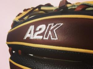 2017 Wilson A2K Glove Reviews