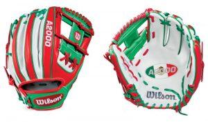 Wilson World Baseball Classic Gloves - Mexico