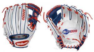 Wilson World Baseball Classic Gloves - Puerto Rico