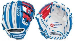 Wilson World Baseball Classic Gloves - Cuba